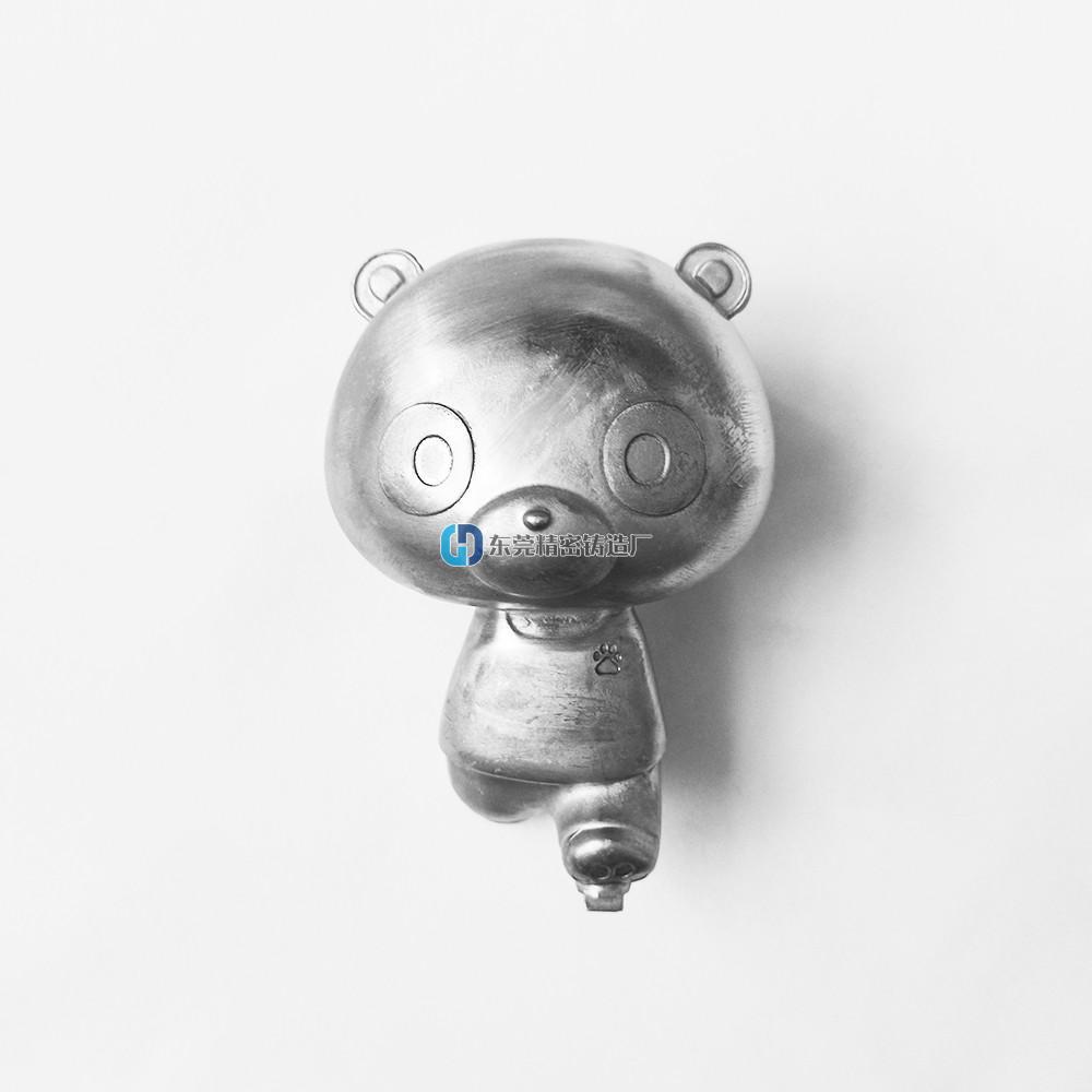铸铝件加工 铸铝百度熊